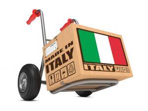 Доставка из магазинов Италии в Россию